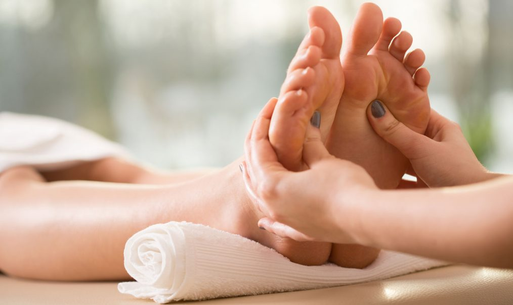 Reflexology in Cardiff