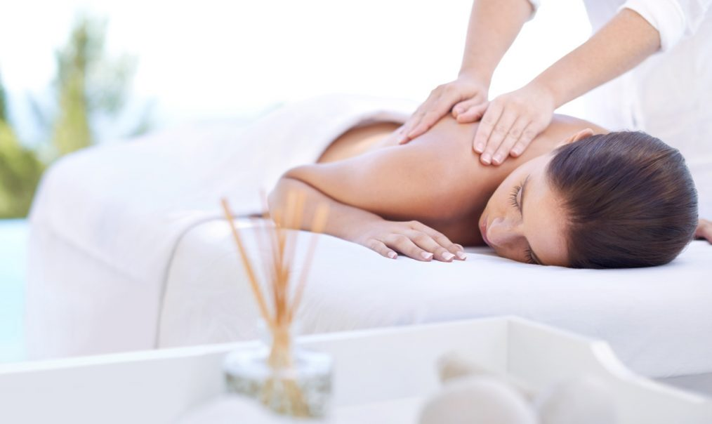 Aromatherapy Full Body Massage