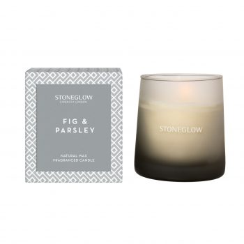 Fig & Parsley Tumbler Candle