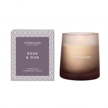 Rose & Oud Tumbler Candle